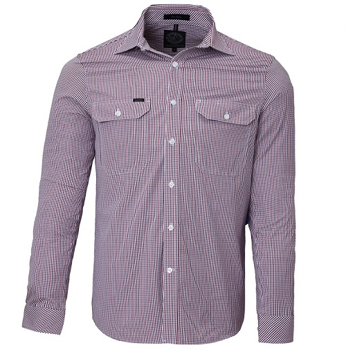 RItemate RMPC008 Pilbara L/S Shirt